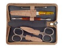 Manicure Set Stock Images