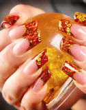 Manicures Royalty Free Stock Images