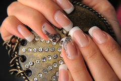 Manicures Royalty Free Stock Photos