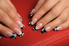 Manicures Stock Images