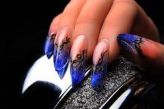 Manicures fotografia de stock royalty free