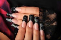 Manicures foto de stock