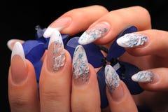 Manicures foto de stock royalty free