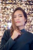 Manier, Aziatische mensen, royalty-vrije stock afbeelding