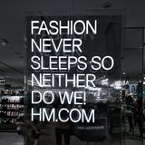 Manier H&M Stock Fotografie