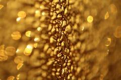Manier mooie gele gekleurde achtergrond Royalty-vrije Stock Fotografie