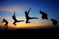 Manier (regel) aan succes Stock Foto