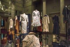 Maniermuseum in Florence stock afbeeldingen