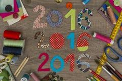 2016 Manierontwerp Royalty-vrije Stock Foto