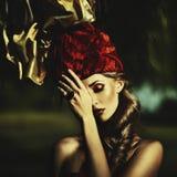 Maniervrouwen Royalty-vrije Stock Afbeelding