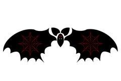 Maniez la batte le vampire Images libres de droits