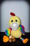Manifestação da gripe das aves Imagens de Stock