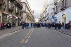 manifestacja zdjęcia royalty free