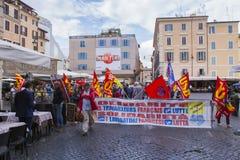 manifestatie royalty-vrije stock foto's