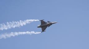 Manifestazione aerea dell'India Fotografie Stock Libere da Diritti