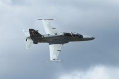 Manifestazione aerea di BAe Hawk 127 Immagine Stock Libera da Diritti