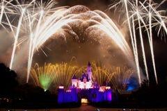 Hong Kong Disneyland immagini stock libere da diritti