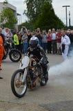 Manifestazione 2016 del motociclo di Brooklands Immagini Stock