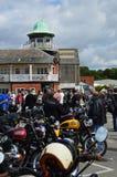 Manifestazione 2016 del motociclo di Brooklands Immagini Stock Libere da Diritti