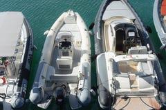 Manifestazione della barca di Genova cinquantasettesima fotografia stock libera da diritti