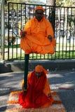 Manifestazione di meditazione Fotografie Stock