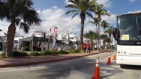 Manifestazione internazionale 3 della barca di Miami Beach