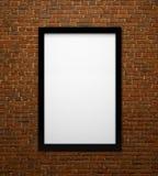 Manifesto dello spazio o struttura di arte che aspetta per essere riempito Immagine Stock Libera da Diritti