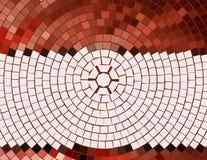 Manifesto di Backsplash del mosaico Fotografie Stock