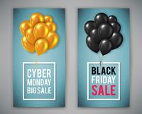 Manifesto di vendita di Black Friday Royalty Illustrazione gratis