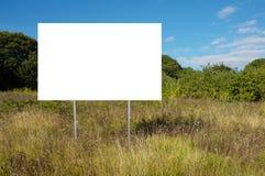 Manifesto nell'obiettivo Fotografia Stock