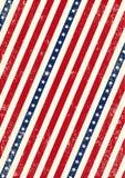 Manifesto sporco degli Stati Uniti Fotografia Stock Libera da Diritti