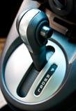 Maniglia automatica del cambio Fotografia Stock Libera da Diritti