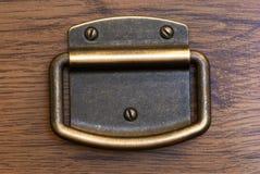 Maniglia del cassetto Fotografie Stock