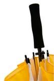Maniglia dell'ombrello Fotografie Stock Libere da Diritti