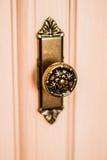 Maniglia della porta Fotografia Stock