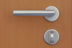 Maniglia della porta Fotografie Stock