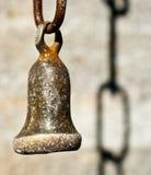 Maniglia di Bell Fotografia Stock Libera da Diritti