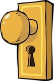 Maniglia di porta royalty illustrazione gratis