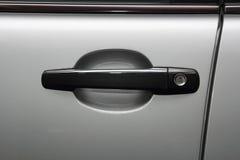 Maniglia di portello dell'automobile Fotografia Stock