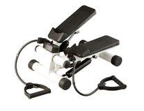 Maniglia elastica passo passo ed accessoria Fotografia Stock