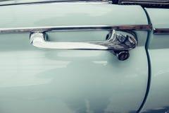 Maniglia sull'automobile Fotografia Stock Libera da Diritti