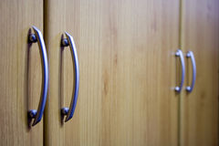 Maniglie della porta Immagine Stock Libera da Diritti