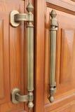 Maniglie di porta Fotografia Stock
