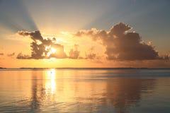 Manihi Atoll Royalty Free Stock Photography