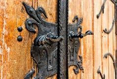 Manija del hierro Fotografía de archivo libre de regalías