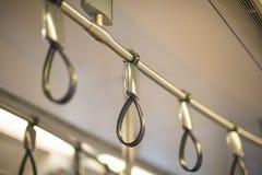 Manija del metro Imagen de archivo libre de regalías
