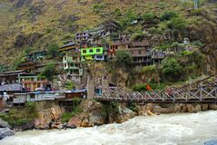 Manikaran. This is Manikaran, a tourist destination in Himachal Pradesh, India. The hot water spring is situated near the bank of river Parbati. There is a Stock Photos