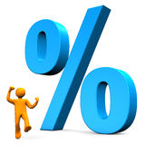 Manikin Big Interest Stock Photography