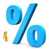 Manikin Big Interest Stock Images