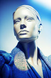 Manikin head Royalty Free Stock Photography